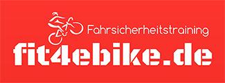 Fahrsicherheitstraining für eBike & Pedelec Logo